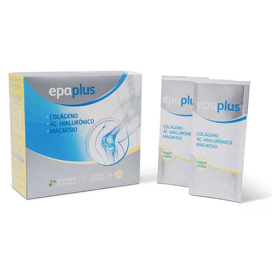 Epaplus Collagen Hyaluronic Magnesium Monodosis 14 Days Envelopes