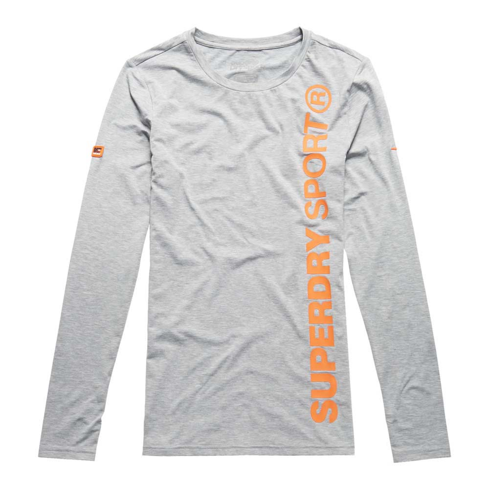 Superdry Sports Athletic Ls Top