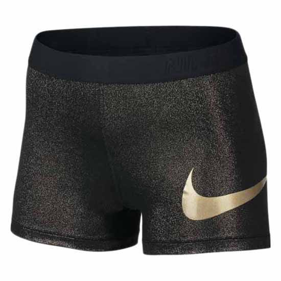 Nike Np Cool Short 3 Inches Gold