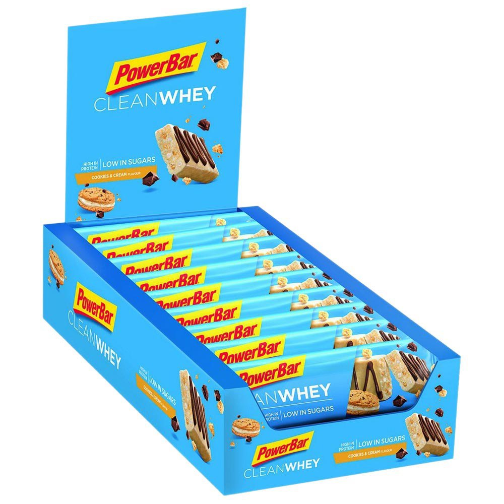 Powerbar Protein Clean Whey 45gr x 18 Bars