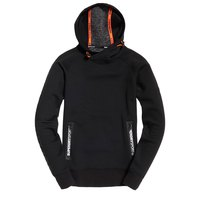 Superdry Gym Tech Crossover Hood