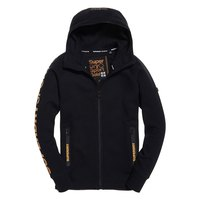 Superdry Gymtech Gold Medal Ziphood